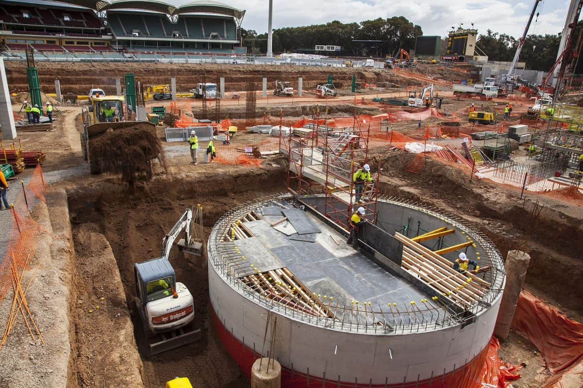 Adelaide Oval Civil 2