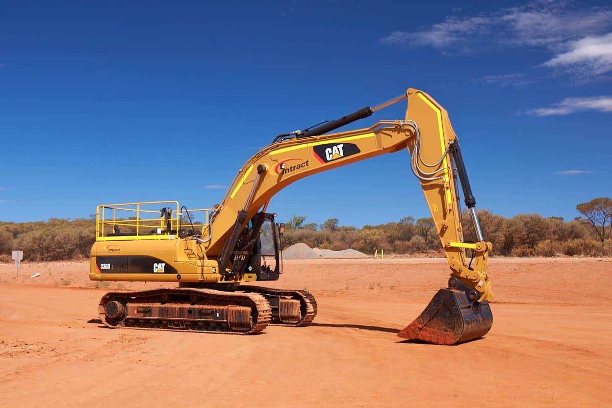 Excavator 336DL