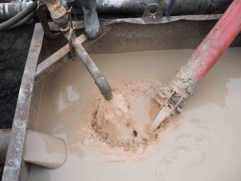 Drilling mud management (1)
