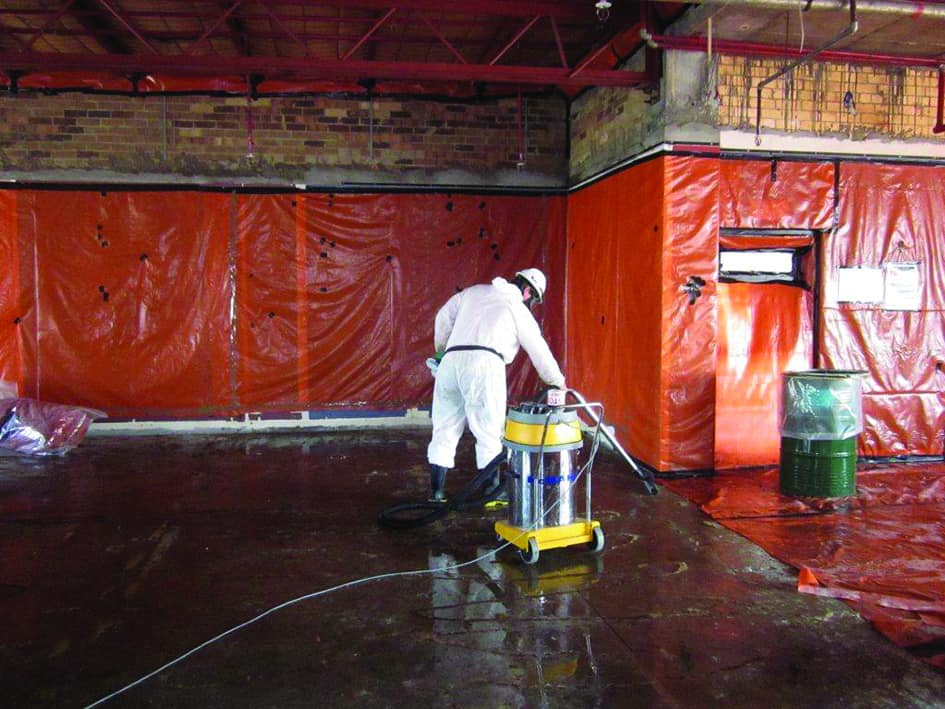 Mould cleaning and remediation