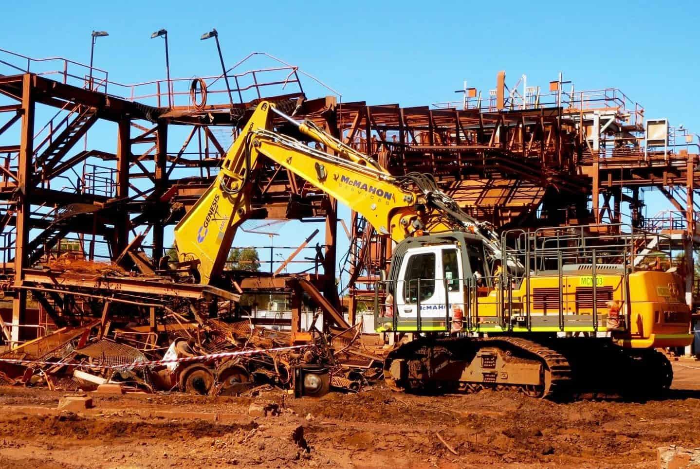 BHP Nth Yard Decommissioning (1)
