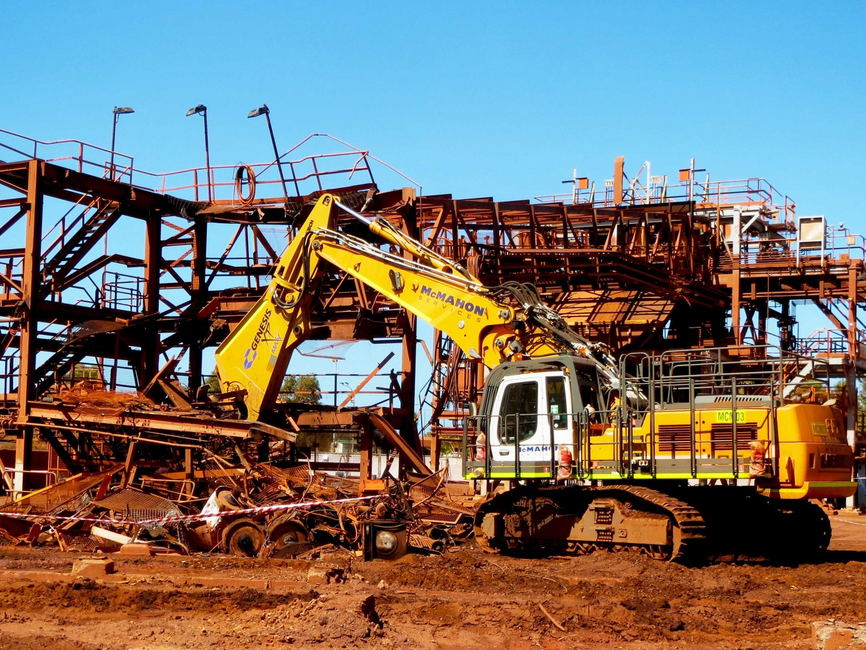 Demolition Amp Decommissioning Mcmahon Services