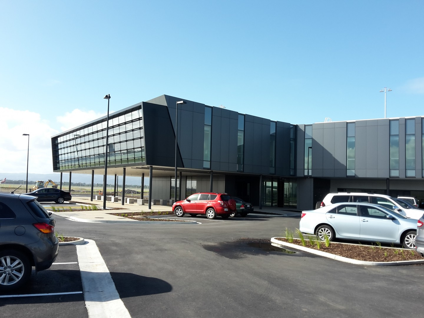 New Facilities For Royal Flying Doctor Service Mcmahon
