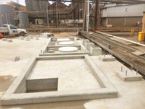Nyrstar Concrete Works Photo 1