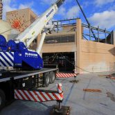 Adelaide Convention Centre - deconstruction of Plenary Building