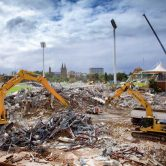 Adelaide Oval demolition