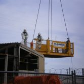 McMahon removal of Playford Port Augusta asbestos sheeting and chlorinator house