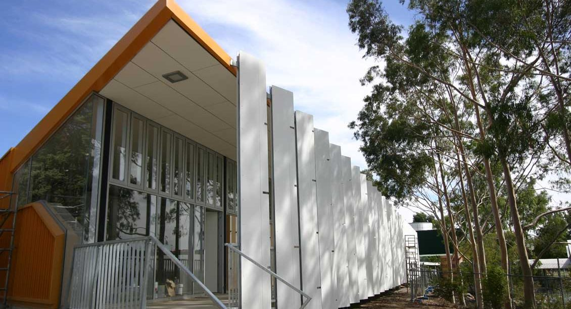Gleeson College Roofing Project