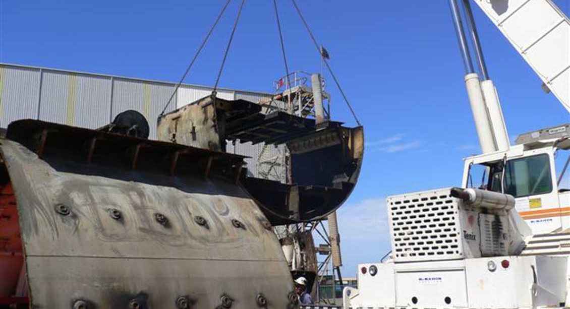 HMAS Orion decommissioning