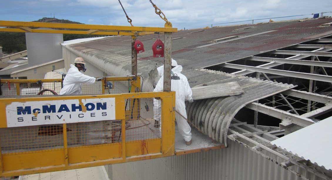 Plant Roof Reinstatement Kwinana Amp Albany Mcmahon Services