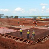 Melville Island Bulk Fuel Facility civil and concreting works