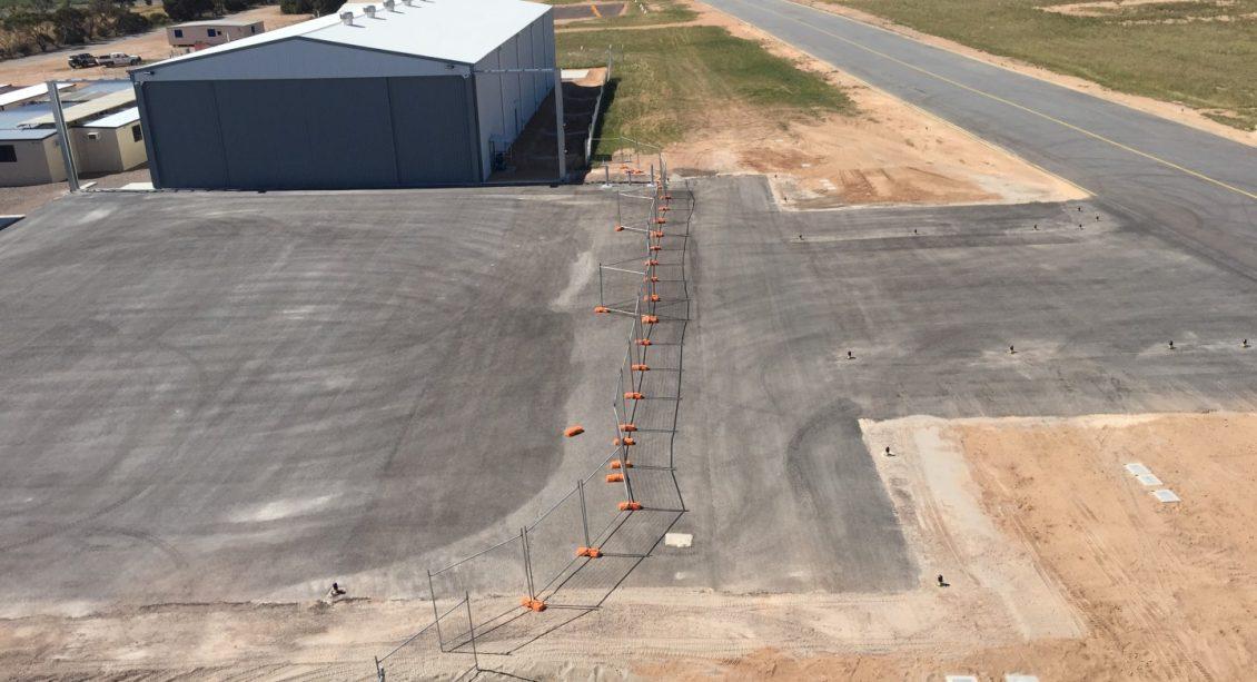 Ceduna Airport Infrastructure Works - McMahon Services