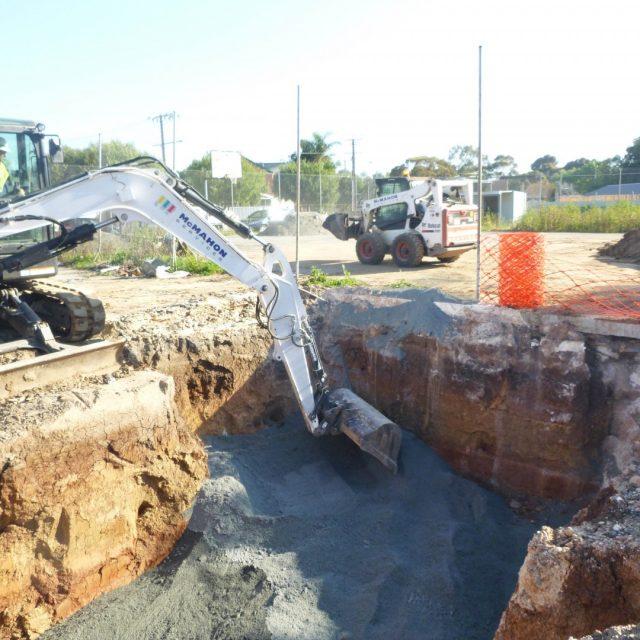 Storage Tank Demolition : Projects mcmahon services