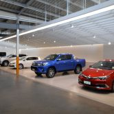 CMI Toyota New Vehicle Delivery Area Fit Out