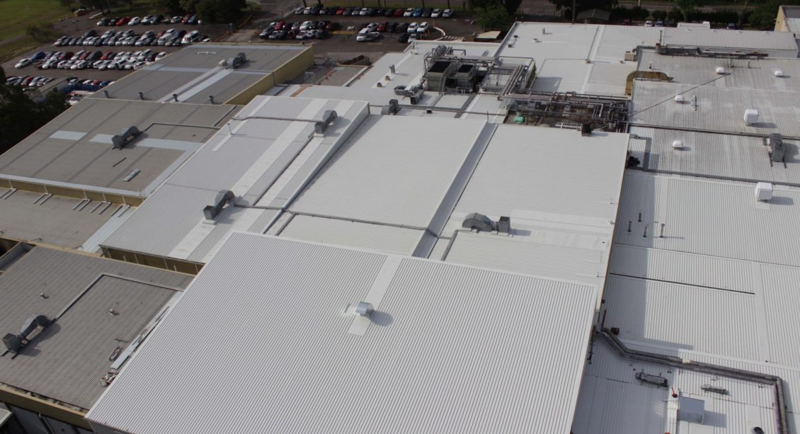 Mccain Foods Australia Roofing Works Mcmahon Services