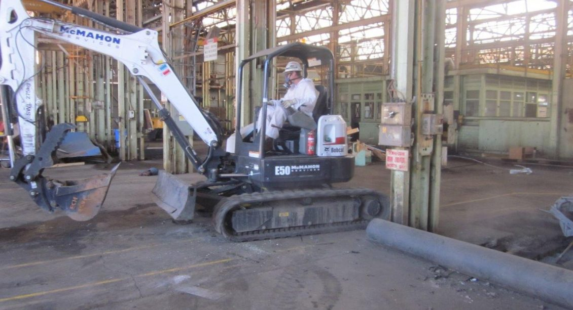 Demolition and Asbestos Removal Services