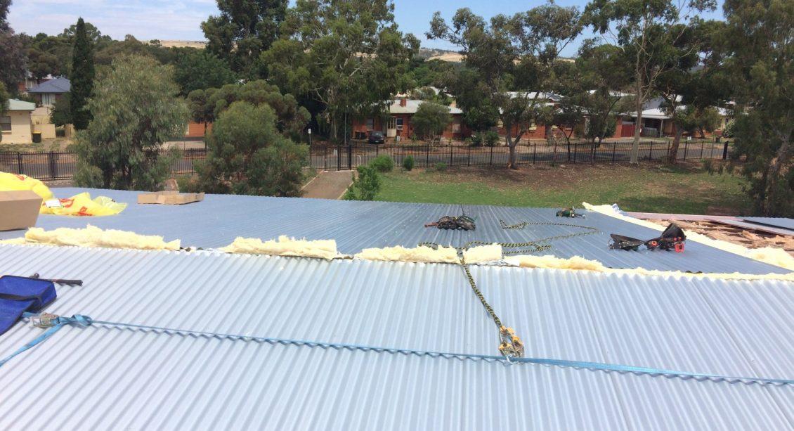 Elizabeth Downs Primary School Roof Replacement Mcmahon