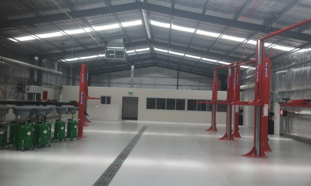 North Point Toyota >> Port Augusta Northpoint Toyota Facilities Construction