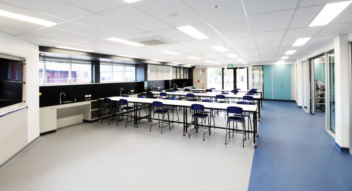 New science centre at St Marks College