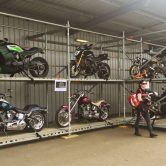 Australian Motor Cycle Grand Prix grandstand seating