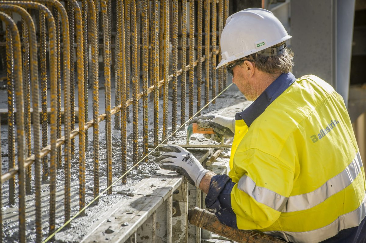 Concrete Construction Services | McMahon Services