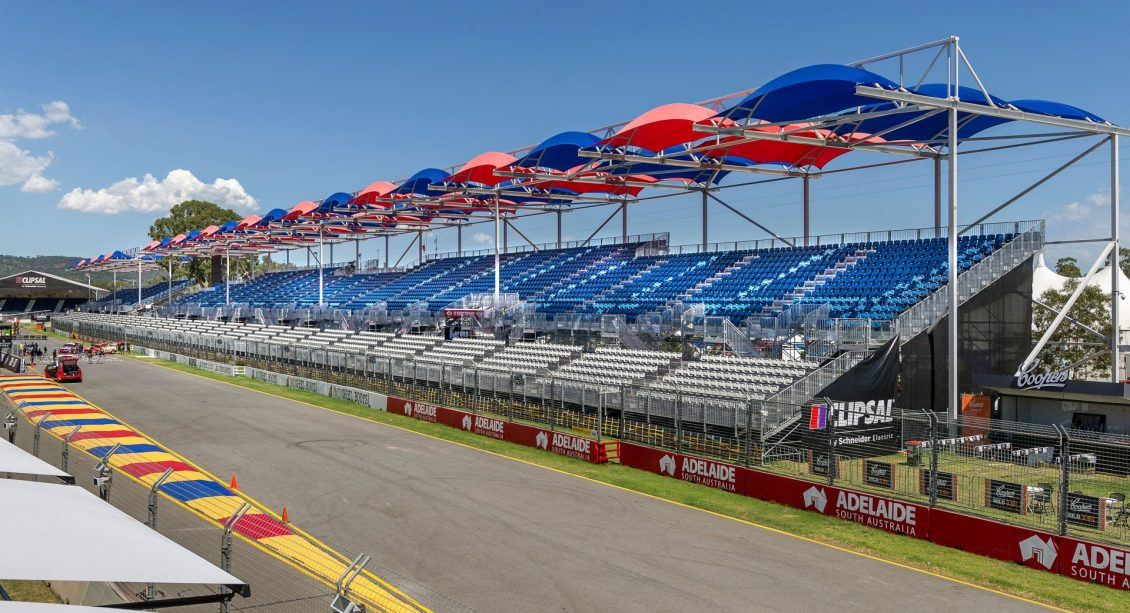 Clipsal 500 Events Infrastructure