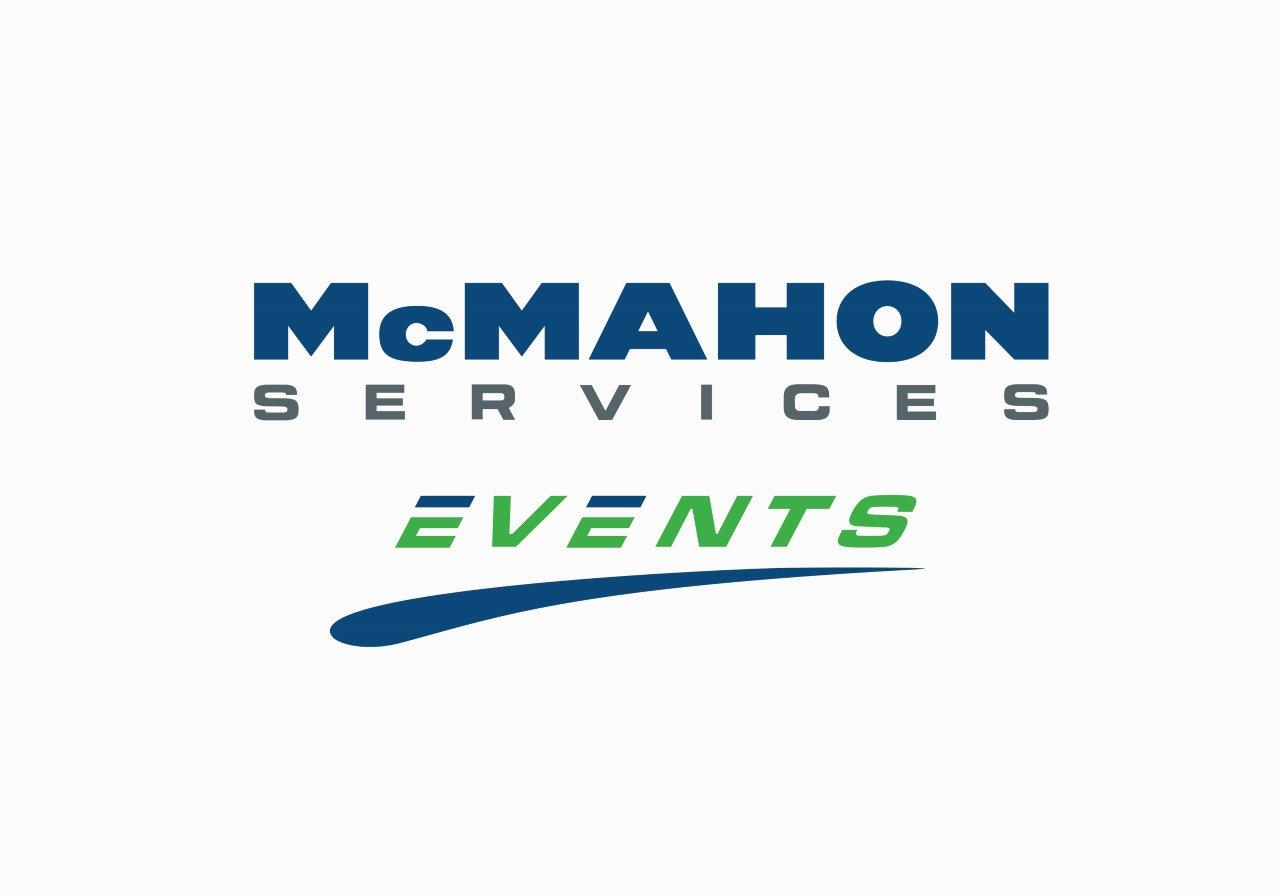 McMahon Services Events Logo